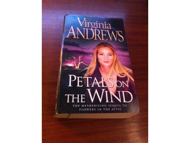 Petals on the Wind Virginia Andrews
