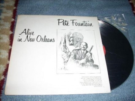 Pete Fountain`s New Orleans At Midnight