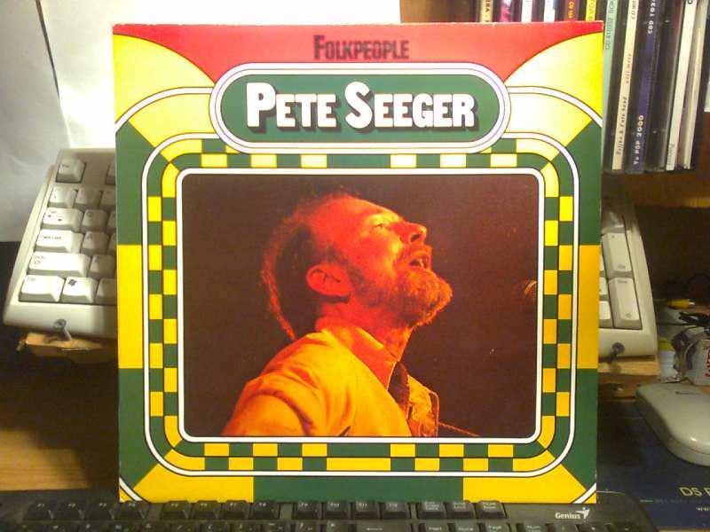 Pete Seeger - Folkpeople