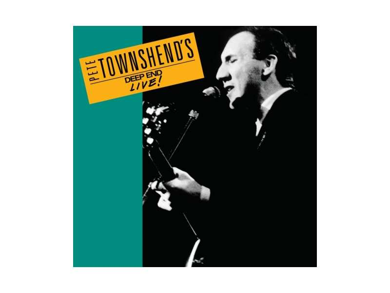 Pete Townshend - Pete Townshend`s Deep End Live!