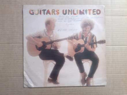Peter Almqvist, Ulf Wakenius - Guitars Unlimited