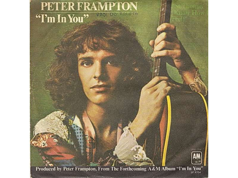 Peter Frampton - I`m In You