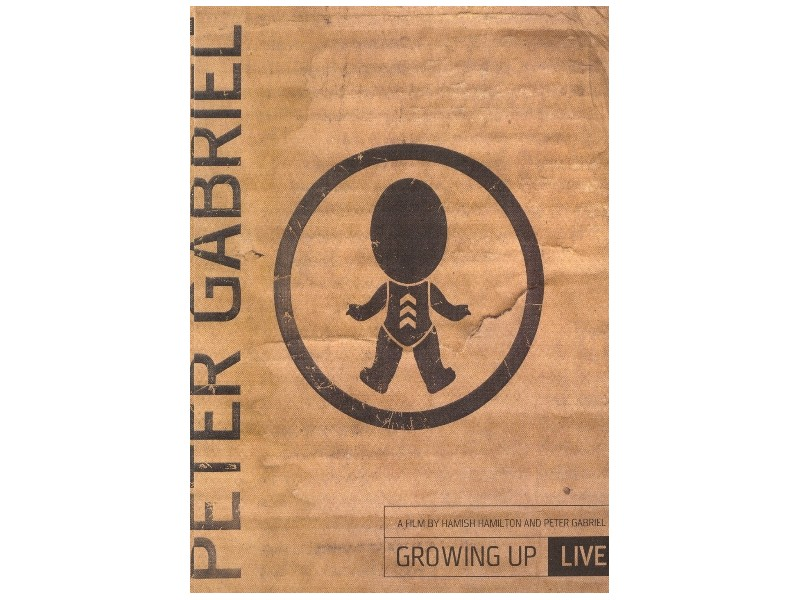 Peter Gabriel - Growing Up (Live)