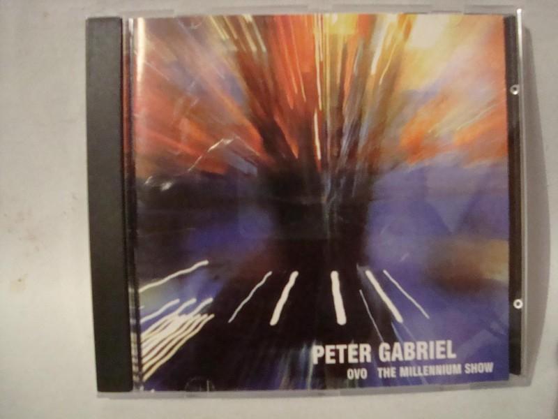 Peter Gabriel - OVO The Millennium Show