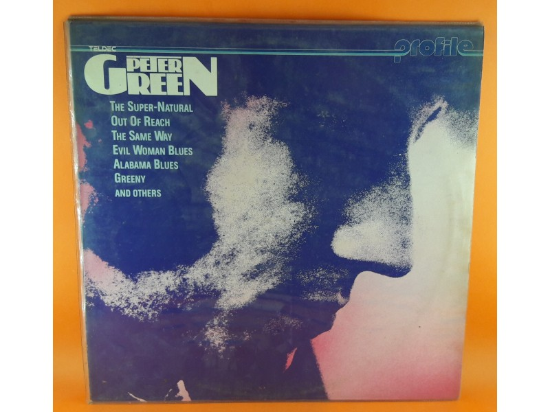 Peter Green (2) ‎– Peter Green, LP