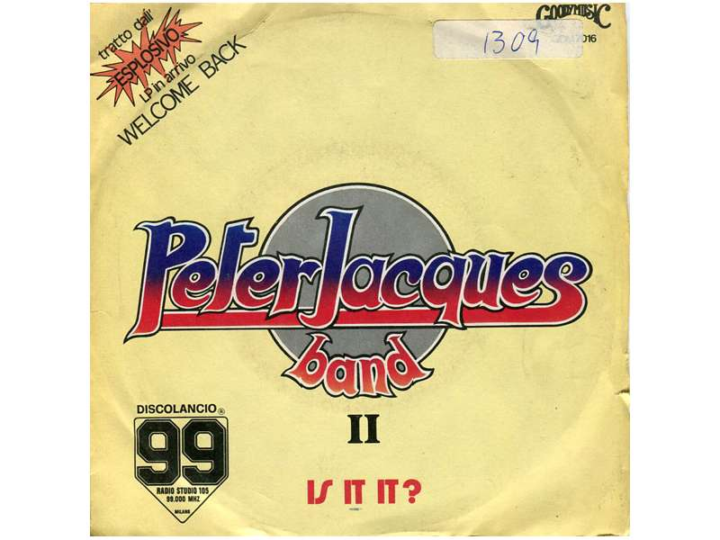 Peter Jacques Band - Is It It? / Exotical.ly.
