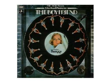 Peter Maxwell Davies, Boy Friend Band, The, Twiggy (2) - The Boyfriend (Original Soundtrack)