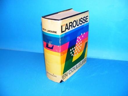 Petit Larousse en couleurs French (besplatna dostava)