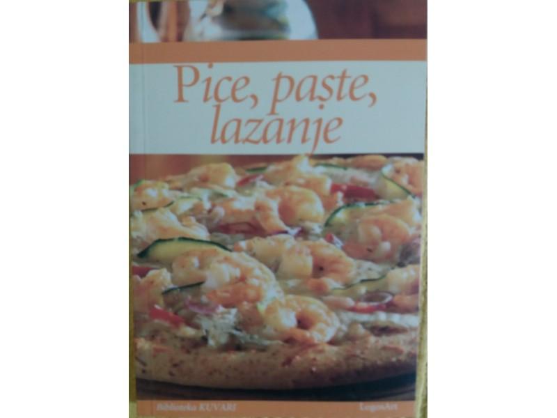 Pice, paste , lazanje   Jelena Lilić