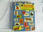 Picture word book, 4832 words, 1200 illustrations