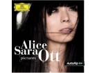 Pictures: For One Night Only... Alice Sara Ott from the White Nights Festival, Alice Sara Ott, Modest Petrovich Mussorgsky,  et al., CD