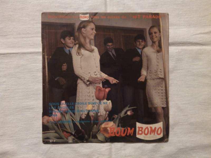 Pierre Thibaud Et Son Orchestre - Boum Bomo Disque N°6