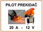 Pilot prekidac - ORANZ - 20A