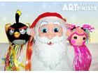Pinjata Deda Mraz (pre kupovine kontakt!)