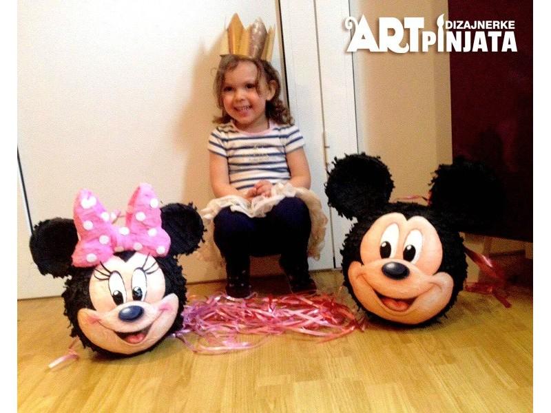 Pinjata Miki Maus (pre kupovine kontakt!)