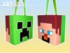 Pinjata Minecraft (sa dva lica) (pre kupovine kontakt!)