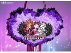 Pinjata Monster High srce (pre kupovine kontakt!)