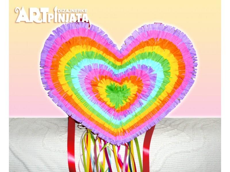 Pinjata Srce (pre kupovine kontakt!)