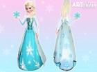 Pinjata ekstenzija Elsa (pre kupovine kontakt!)
