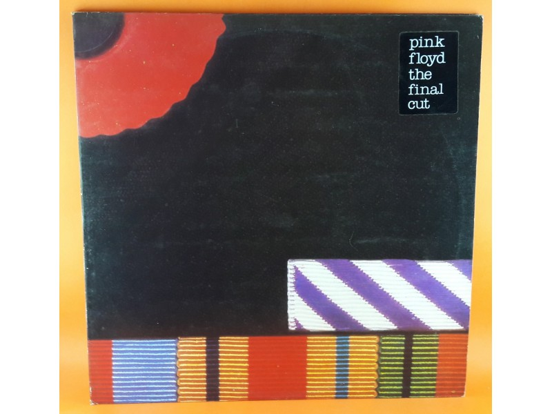 Pink Floyd ‎– The Final Cut, LP