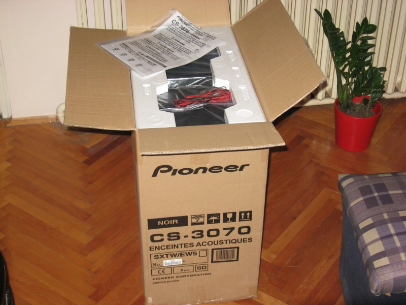 Pioneer CS-3070/S 120W Šok cena