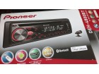 Pioneer DEH-4800BT Bluetooth,USB, Aux-In &; iPod/iPhone