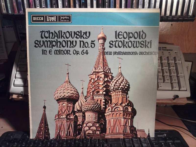 Piotr Illitch Tchaïkovsky, Leopold Stokowski - Symphony No.5 (In E Minor, Op.649)