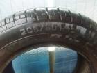 Pirelli P6000 (P600) P 205/60 R 15 15 col / sara cca 9m