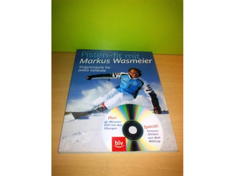Pisten-fit mit Markus Wasmeier: Skigymnastik ,SKIJANJE✔