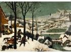 Piter Brojgel Stariji - Lovci u snegu (1565) -vidi opis