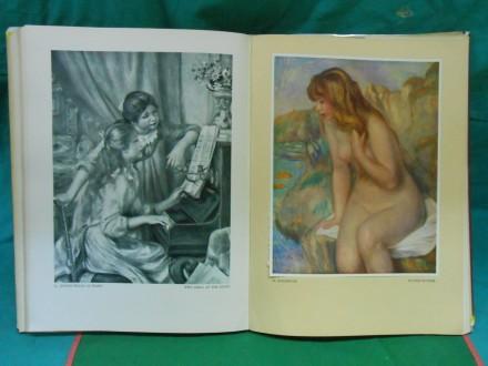 Pjer-Ogist Renoar (1841-1919) `RENOIR monografija`