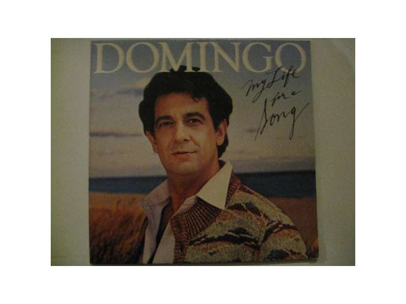 Placido Domingo - My Life For A Song
