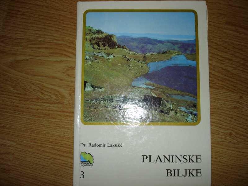 Planinske biljke dr Radomir Lakusic