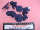 Plasticni kalupi za izvlacenje udubljenja    /cc-109tn/