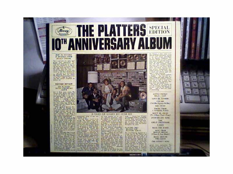Platters , The - 10th Anniversary Album