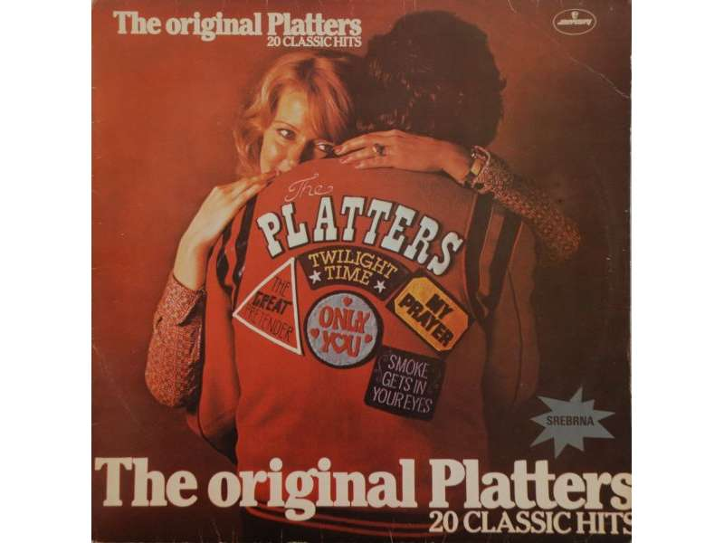 Platters, The - 20 Classic Hits