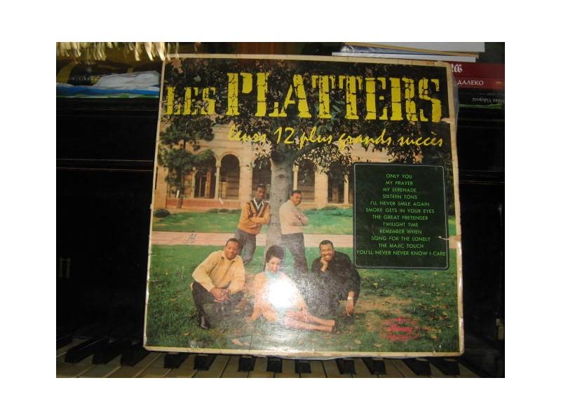 Platters, The - Leurs 12 Plus Grands Succès