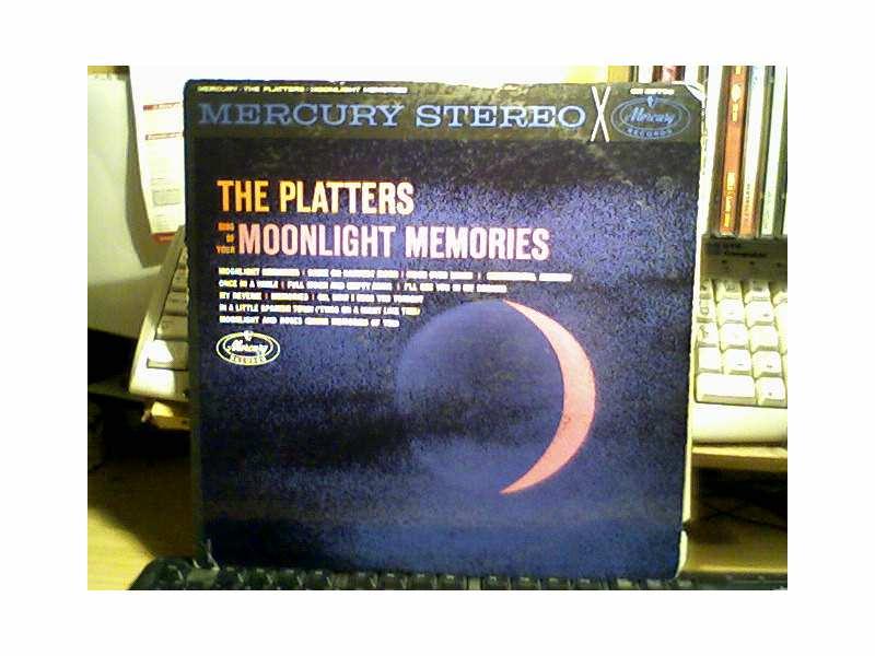 Platters , The - Moonlight Memories
