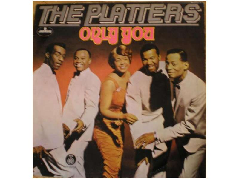 Platters, The - Only You 2LP