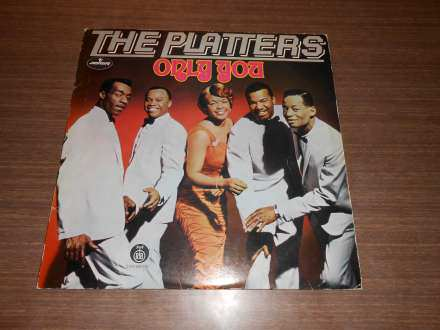 Platters, The - Only You