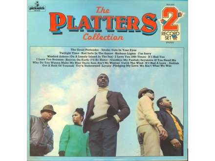 Platters, The - The Platters Collection