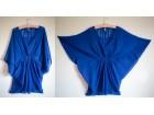 Plava Stradivarius haljina