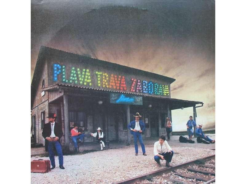 Plava Trava Zaborava - Live