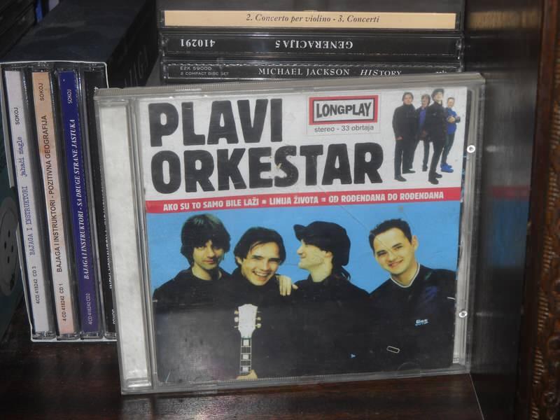 Plavi Orkestar - Longplay