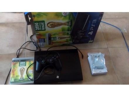 PlayStation 3 Super Slim 12GB
