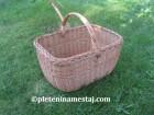 Pletena pijačna korpa `Holander`