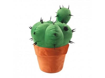Plisana igracka, kaktus, zelena boja. NOVO!