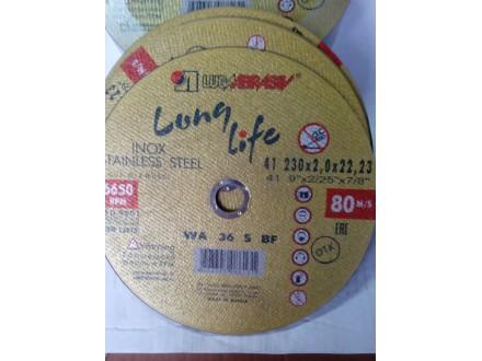 Ploče za sečenje metala 230x2x22,23mm - 10kom