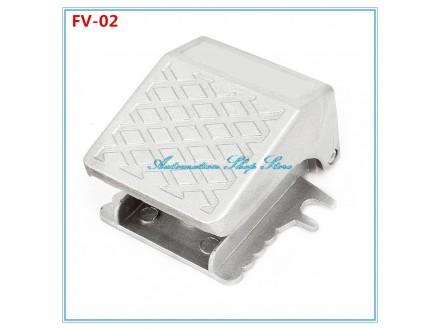 Pneumatska ventil papuča aluminijumska