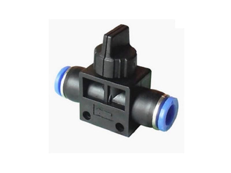 Pneumatski rucni ventil 10mm - HVU10-10